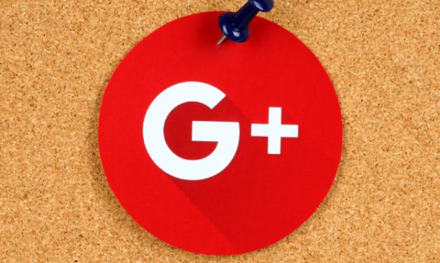Google+ kommer att stängas ned de närmaste månaderna